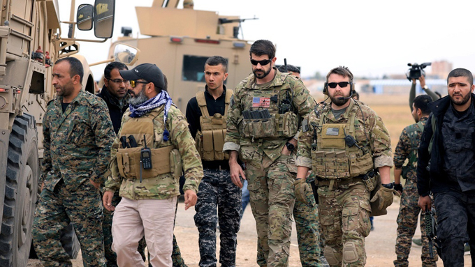 トランプ大統領がシリア撤退を決めた本当の理由