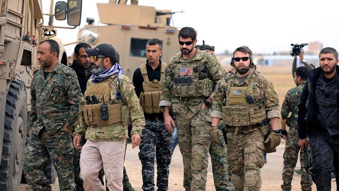 アメリカ軍がシリアから撤兵~日本にも及ぶその影響