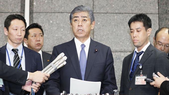 韓国海軍のレーダー照射~日本は強い対応をするべき