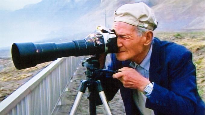 変わった日の出を撮り続けて24年~室蘭のPRに貢献する88歳のストーリー