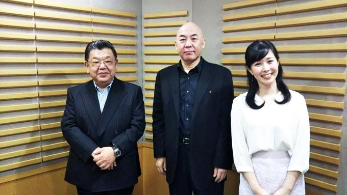 作家・百田尚樹 大ヒット中の新刊について語る