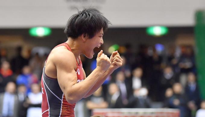 女子レスリング伊調馨 OL生活から復活優勝でオリンピック5連覇への第一歩