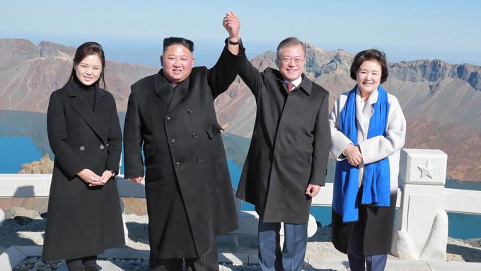 米中の対立と南北朝鮮の融和がもたらす日本の危機的状況