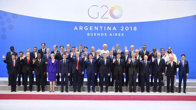 G20~来年の開催地・大阪の抜け目ない利用法
