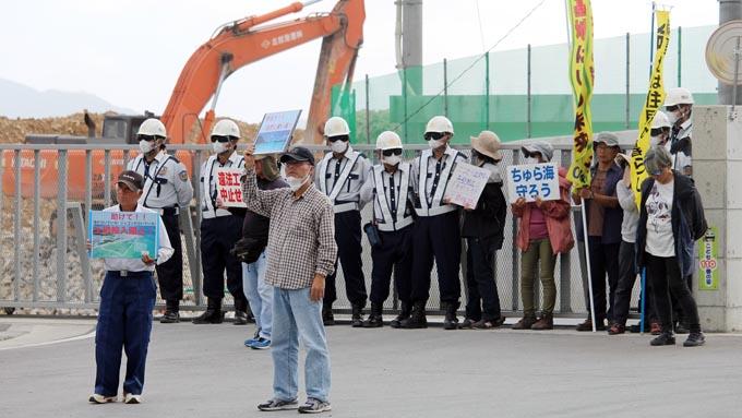 辺野古の埋め立て再開~沖縄に対して政府が見せるべき姿勢