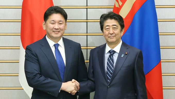 モンゴルとの外交~日本の狙いは対中、対北戦略へ向けての連携