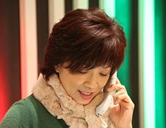 榊原郁恵さんが電話対応!