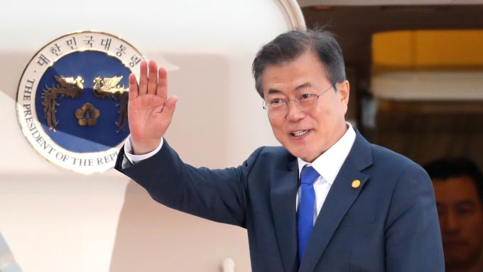 文大統領が日本批判~日本は冷静に対処するべき