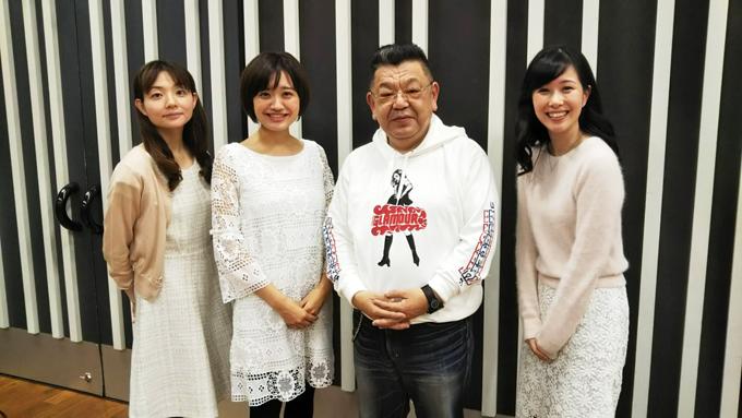 ニッポン放送女性アナウンサーが選ぶ重大ニュース