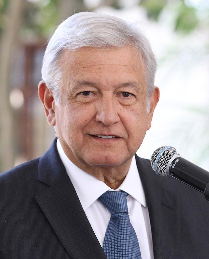 オブラドール モラー検察官 トランプ アメリカ メキシコ 壁建設 視察