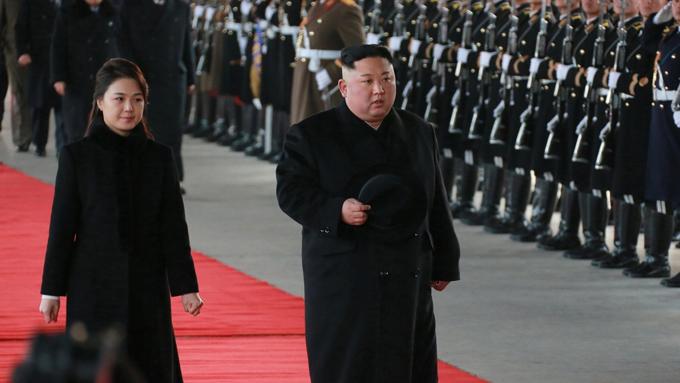金正恩委員長訪中~米朝首脳会談の前打合せか