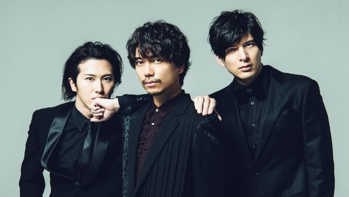 山崎育三郎・尾上松也・城田優の3人による新ユニット「IMY」結成 旗揚げコンサートとラジオ番組が決定