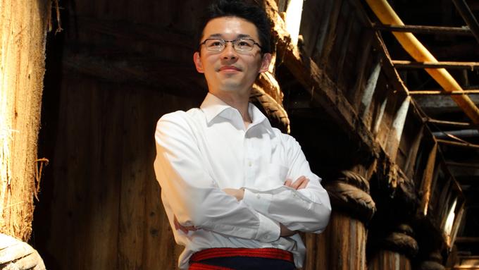 職人醤油代表・高橋万太郎~100mlの醤油を売ろうと思ったきっかけ