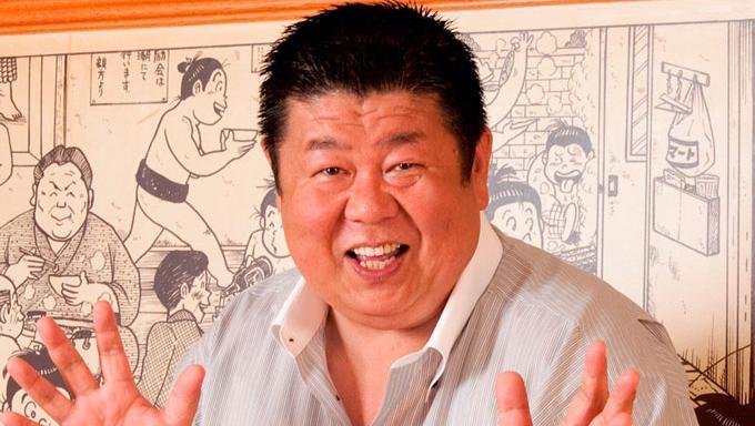 相撲漫画家・琴剣淳弥「おいしいちゃんこの秘訣は魚肉ソーセージ」