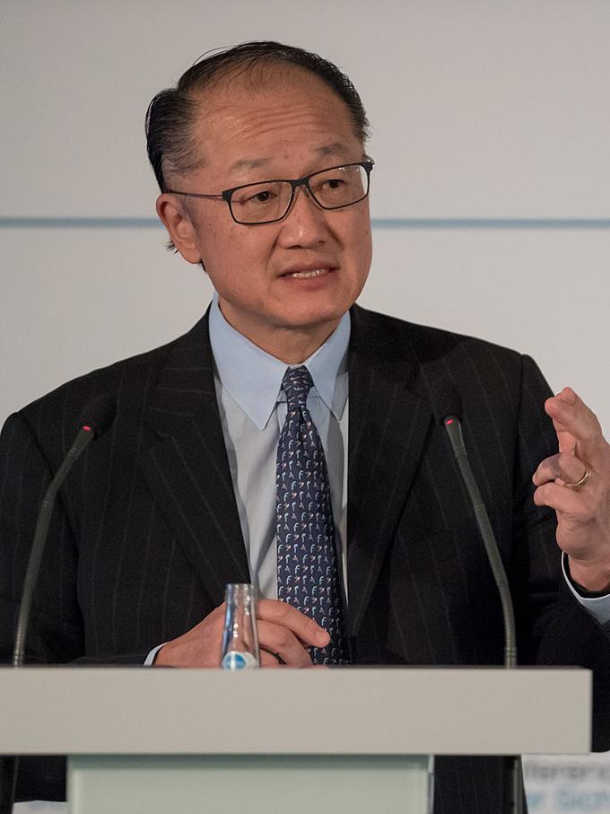 世界銀行 IMF 国際通貨基金 ジム・ヨン・キム アメリカ人 総裁 中国 辞任