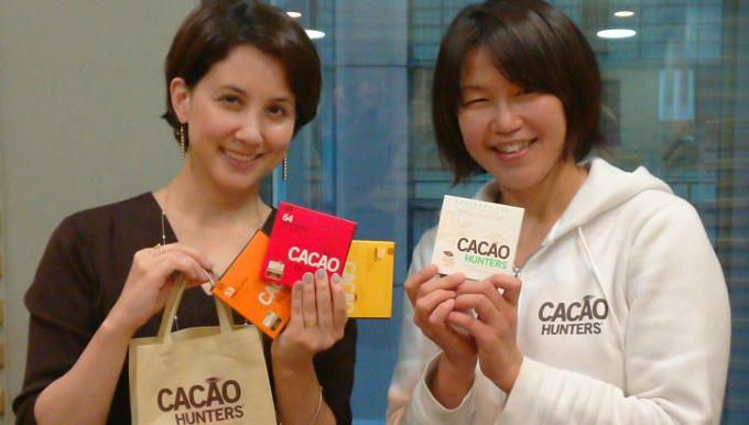 おいしいチョコレートを作りたい一心でコロンビアに移住して工場を作る