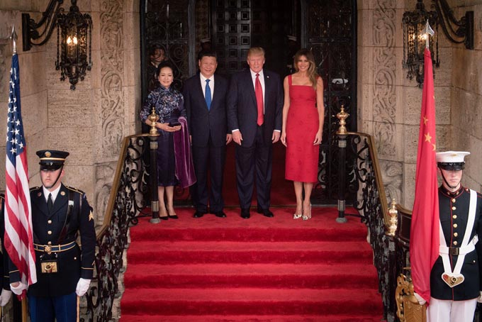 王岐山 米中 アメリカ 中国 トランプ 習近平 貿易戦争 関税 ダボス会議 スイス