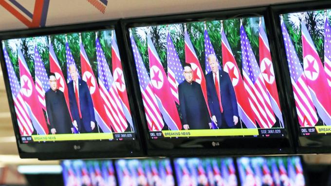 トランプ大統領に金正恩委員長から書簡~北朝鮮の非核化が進まない理由