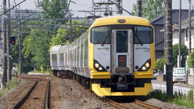 E257系 電車 特急 わかしお 外房線 永田 大網 弁当 駅弁