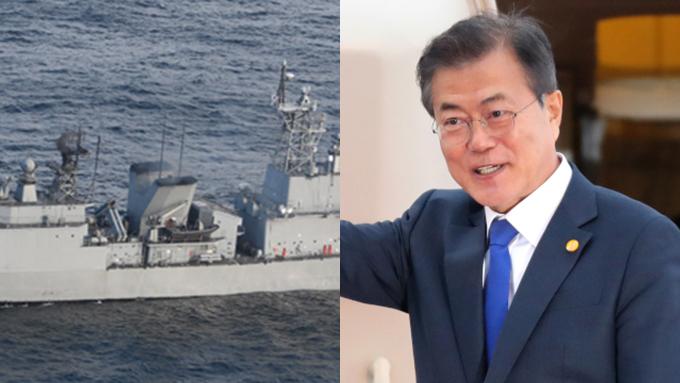 レーダー照射問題~筋の通らない主張を繰り返す韓国国内と軍の実態