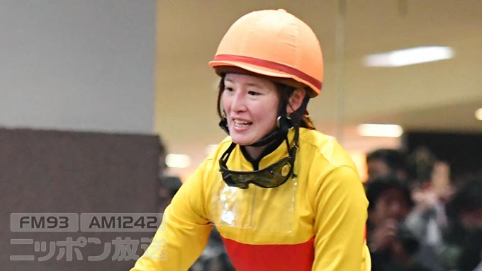 G1レース史上初の女性騎手・藤田菜七子へ武豊もエール