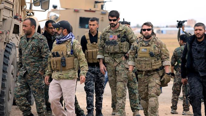 トランプ大統領「1週間以内にIS制圧」~アメリカのシリア撤退で混迷する中東情勢