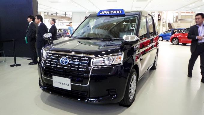 """タクシー専用車""""改良版""""にみたトヨタの真骨頂と課題"""