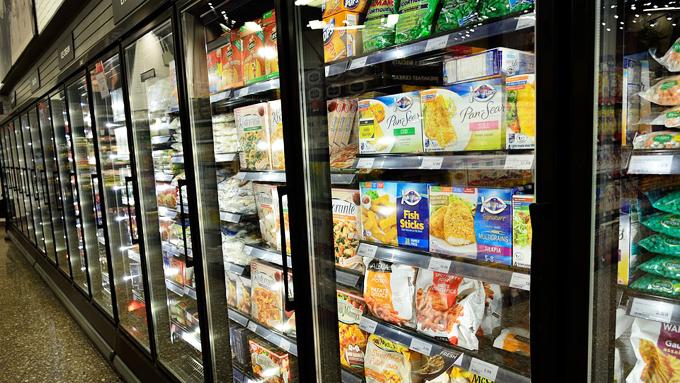 冷凍食品の「認定証マーク」は信頼の証