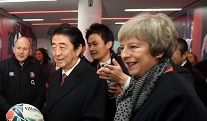 英EU離脱問題~イギリスが日本に近寄る理由