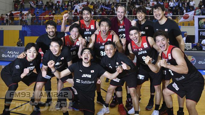 バスケットボール男子日本代表 W杯進出を決めた「Bリーグ効果」とは
