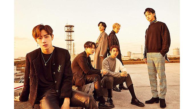 GOT7のNewアルバム『I WON'T LET YOU GO』がランキング1位!
