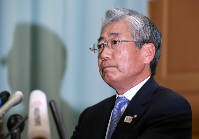 JOC 竹田恒和 竹田会長 IOC フランス司法当局 贈賄容疑 2020年 東京五輪組織委員会