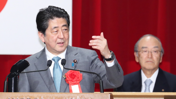 安倍総理が自民党総裁4選を否定 権力闘争勃発か?