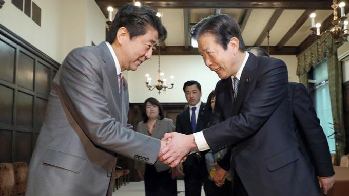 安倍総理が欧米訪問を表明~トランプ大統領とも会談予定
