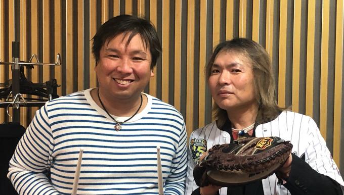 LUNA SEA・真矢と里崎智也が念願の初共演 「見分けがつかない」
