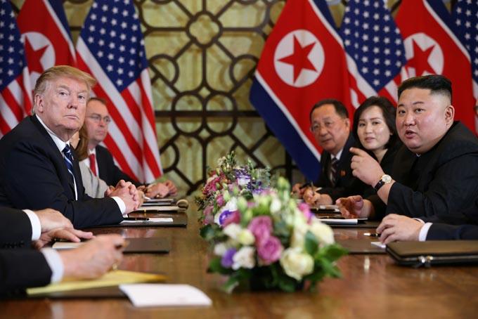 北朝鮮 金正恩 文在寅 韓国 ミスリード トランプ 米朝首脳会談 米朝 ボルトン