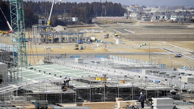 被災地・福島に新たな産業の基盤としてロボット・ドローンを導入