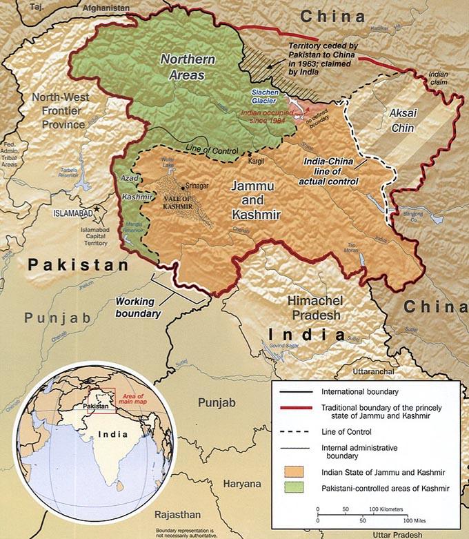カシミール パキスタン インド 中国 タリバン 友好列車 サムジャウタ急行 イムラン・カーン
