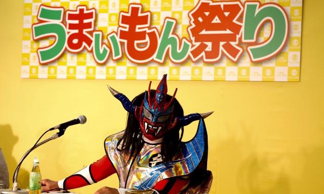 昇太とライガーがスイーツを絶賛 「第9回ニッポン放送 うまいもん祭り」