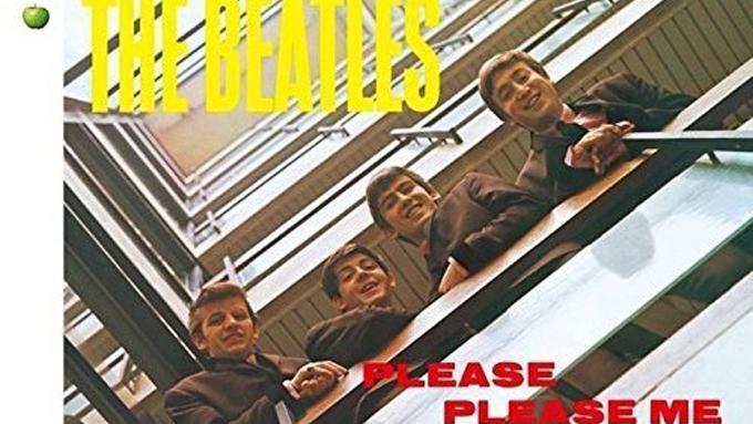 56年前の3月22日、ザ・ビートルズのデビュー・アルバム『プリーズ・プリーズ・ミー』がイギリスでリリース