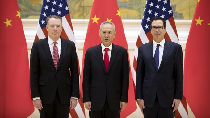 米中閣僚協議開催~一時的な収束はあっても長引く貿易問題