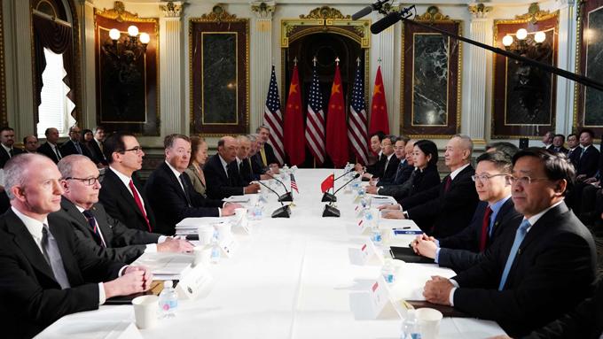 米中閣僚級貿易協議~合意しても一時的なもの