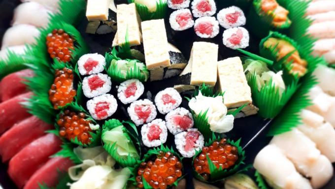 ホワイトデーに盛り上がる「お寿司ドラフト」とは?
