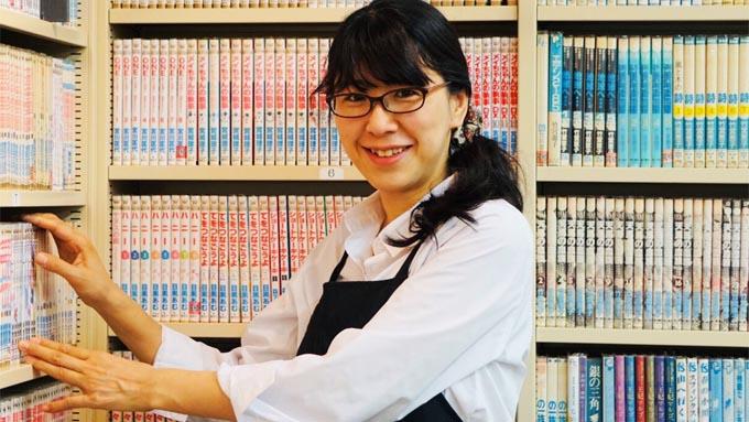 「だったら私が経営します!」閉店危機の漫画店を救ったのは、漫画愛にあふれる女性