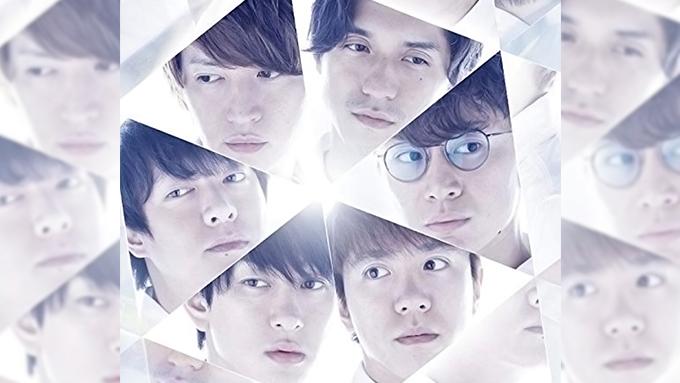 関ジャニ∞のNewシングル『crystal』がランキングNo.1!