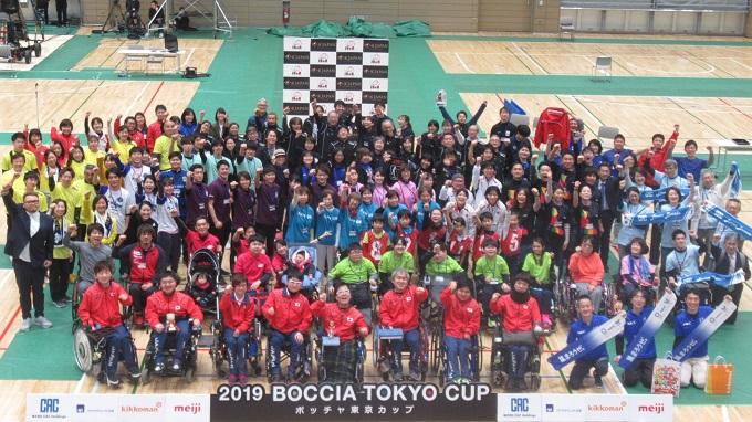 小学生、シニア、日本代表が同じ舞台で真剣勝負「ボッチャ東京カップ2019」を新行市佳が現地取材!