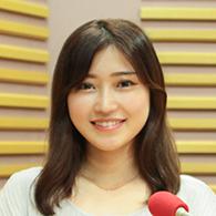 前島花音(お天気WONDER4 月・火曜担当)