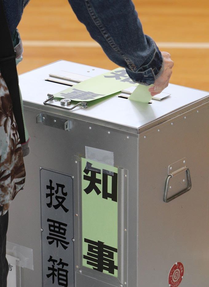 統一地方選挙 選挙 大阪都知事 市長 ダブル選挙 大阪都構想 自民党 敗北