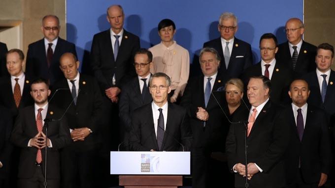 NATO外相理事会がロシアへの警戒強化〜緊張高まる黒海・バルト海情勢