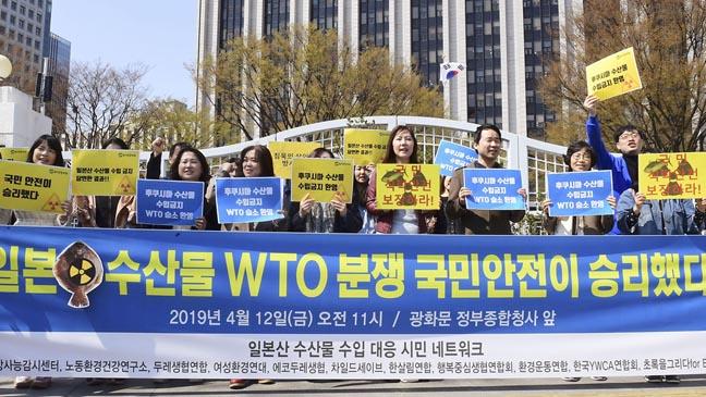 韓国の水産物輸入規制の日本逆転敗訴は国際機関の限界か?